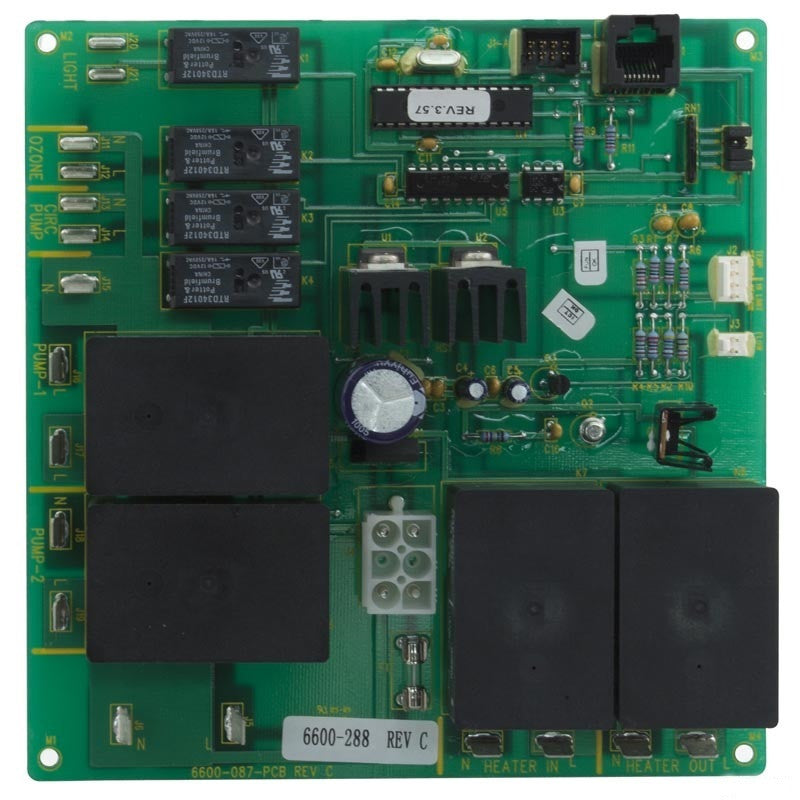 J-200 Collection 240v Circuit Board
