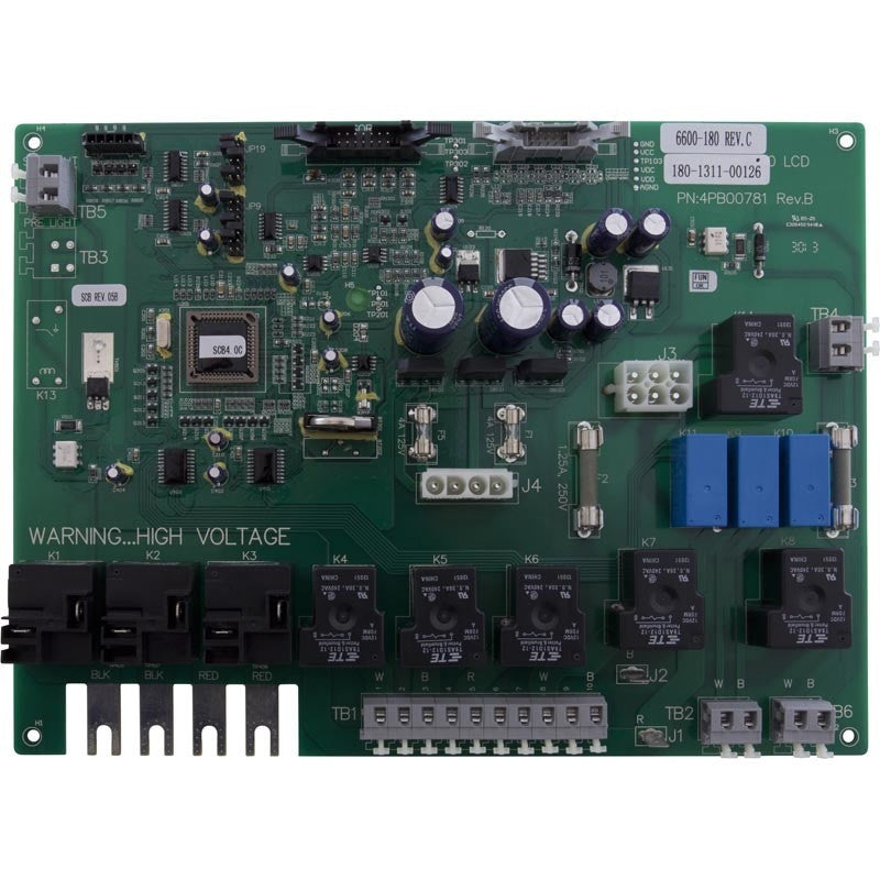 J-400 Collection LCD Circuit Board