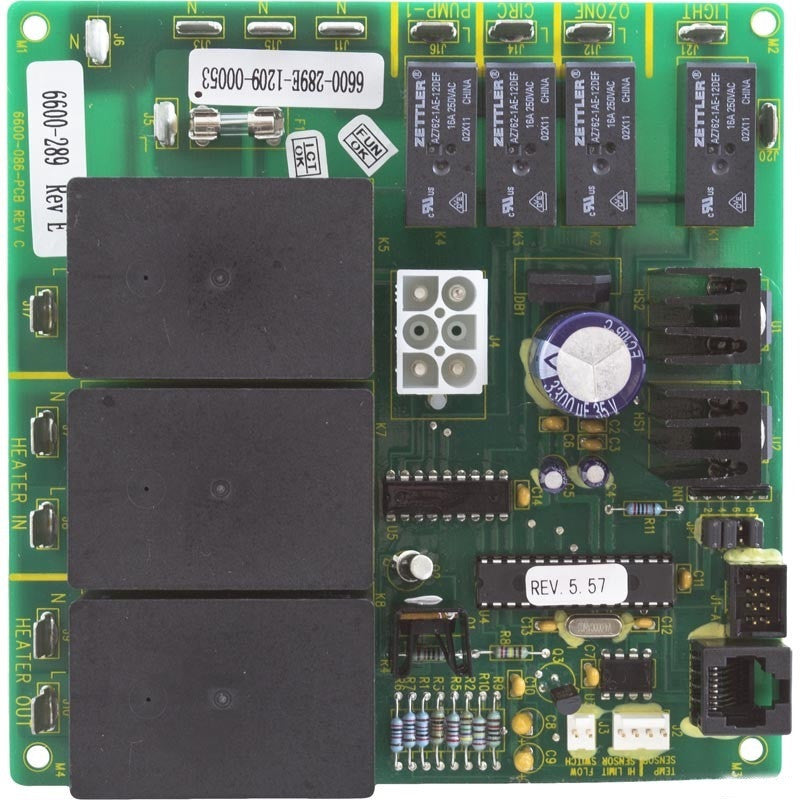 J-200/680/Del Sol Series Convertible Circuit Board