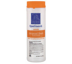 SpaGuard® 40 oz. Enhanced Shock
