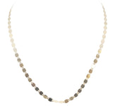 14kt Gold Women Fancy Designer Necklaces 2.5g-lirysjewelry