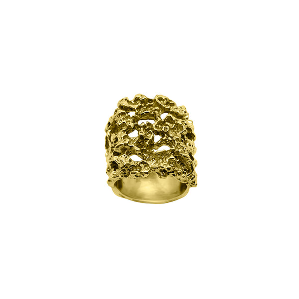 Men's Nugget Ring-ring-lirysjewelry