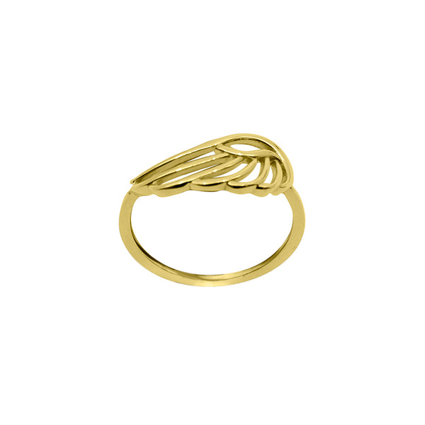 angel wing ring 1.4g-ring-lirysjewelry
