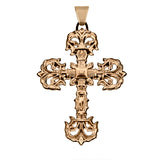 In House Cross-pendant charm-lirysjewelry