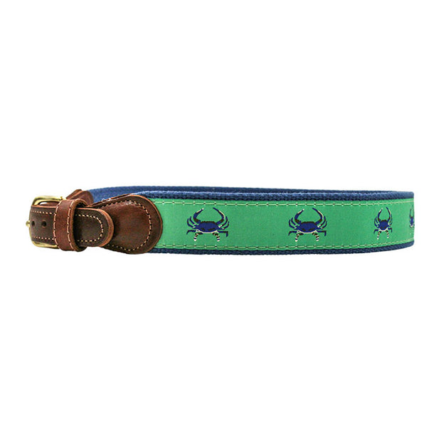 Buddy Belt-Crab on Green