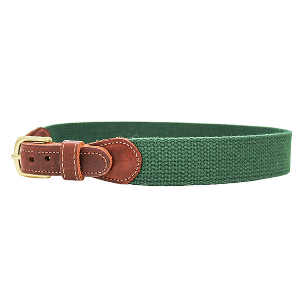 Buddy Belt-Canvas in Green