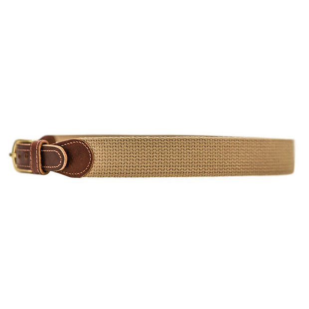 Buddy Belt-Canvas in Khaki