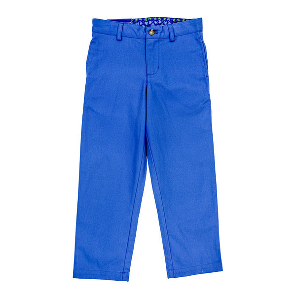 The J Bailey Twill Champ Pant in Cadet Blue