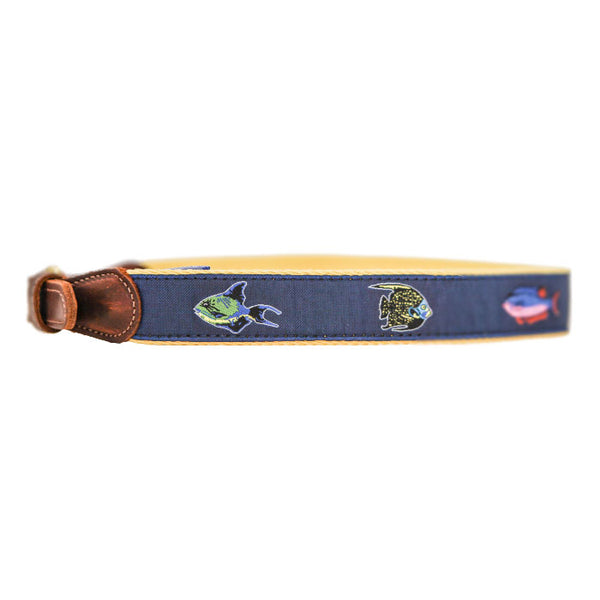 The J Bailey Tropical Fish Buddy Belt