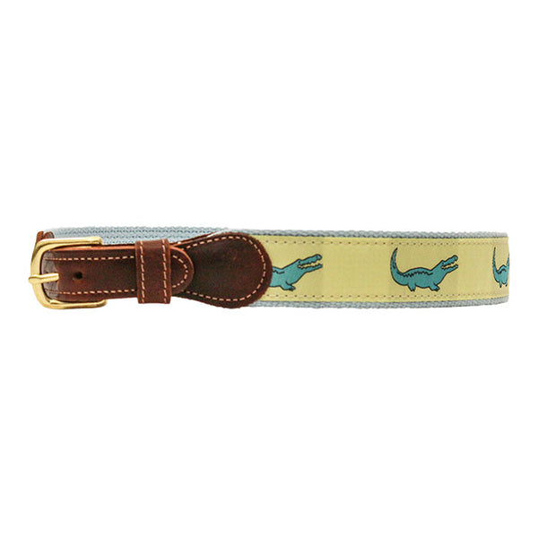 Buddy Belt-Alligator