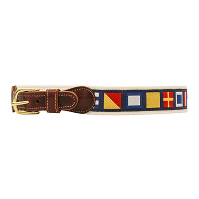 Buddy Belt-Nautical Flags