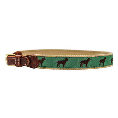 Buddy Belt-Chocolate Lab