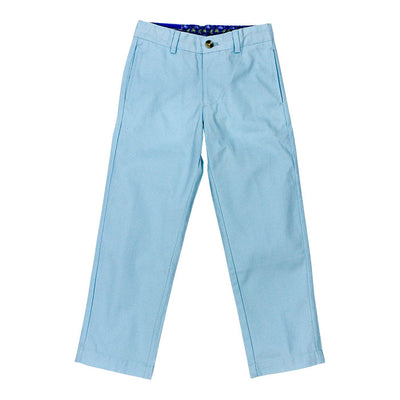 Champ Pant-Ice Blue Twill