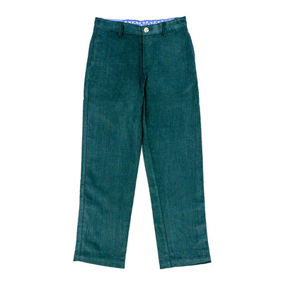 Champ Pant-Forest Green Cordaroy