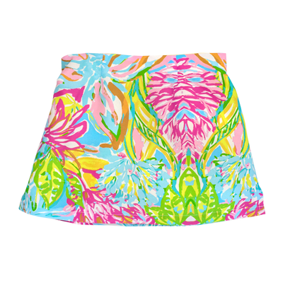 Girls Skort- Poolside