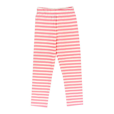 Pink Stripe-Legging
