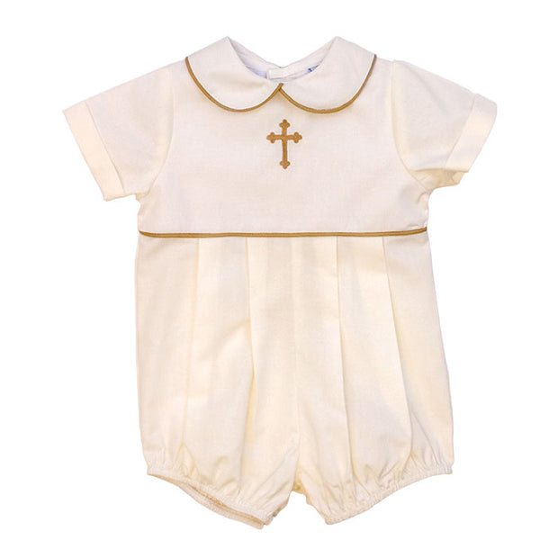 Christening-Dressy Bubble Short