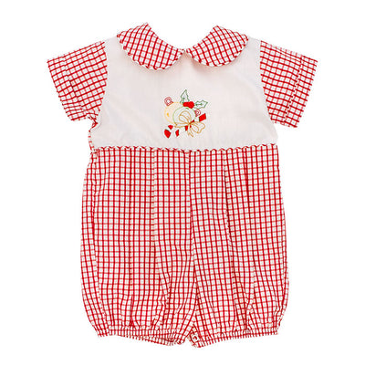 Smocked Ornaments-Dressy Bubble Short