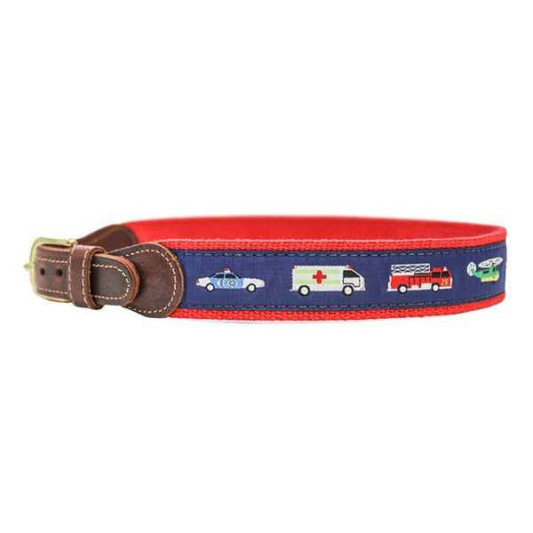The Bailey Boys Emergency Vehicle Belt