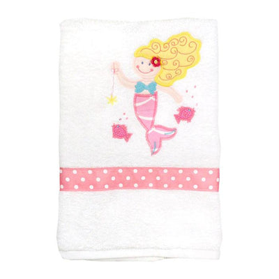 Under the Sea-Girls Towel