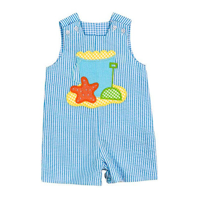 Beach Fun-Reversible John John
