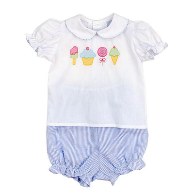 Sweet Shop-Dressy Bloomer Set