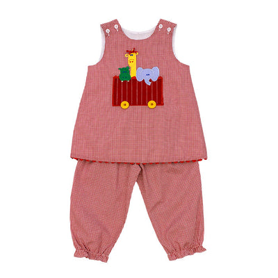 Zoo Animals-Angel Pant Set
