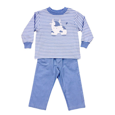 Cow-Boys Pant Set