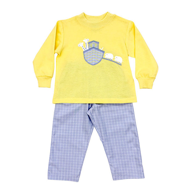 Noah's Ark-Boys Pant Set