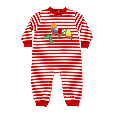 Wally Worm-Coe Romper