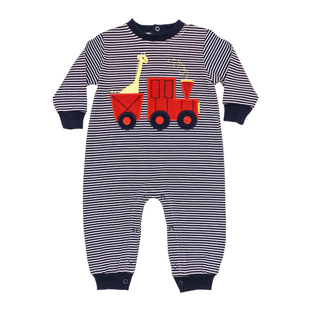 Train-Coe Romper