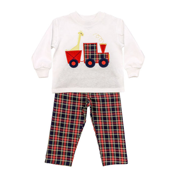 Train-Boys Pant Set