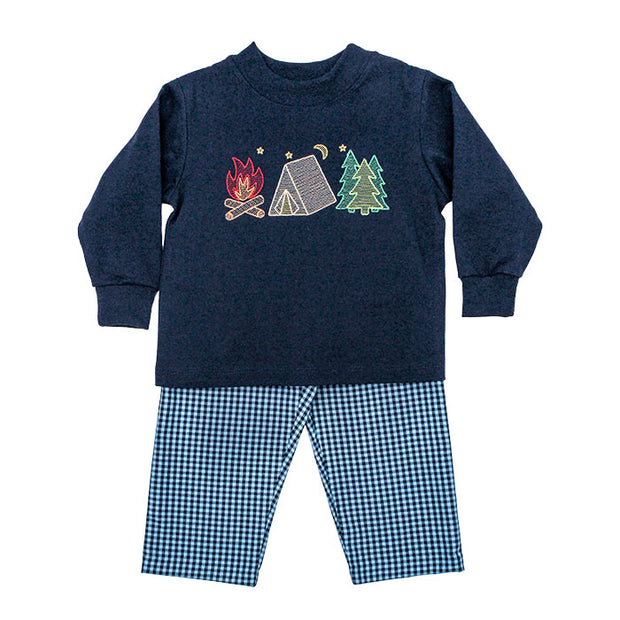 Campout-Boys Pant Set