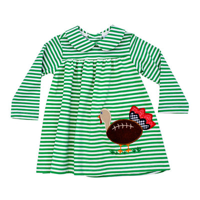 Touchdown Turkey-Emily Dress