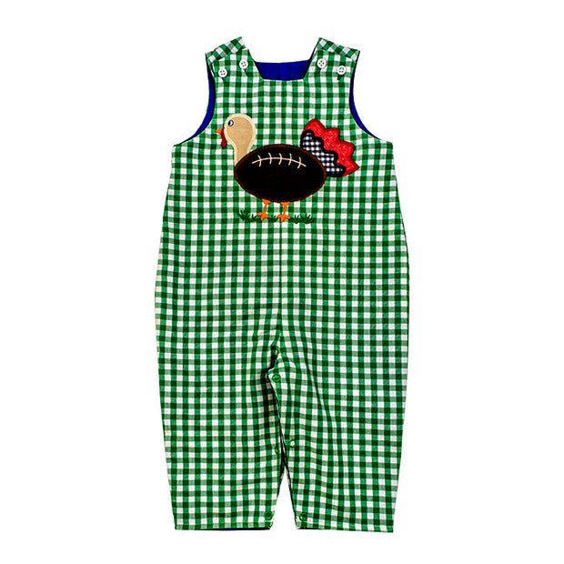 Touchdown Turkey-Reversible John John