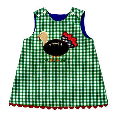 Touchdown Turkey-Reversible Jumper