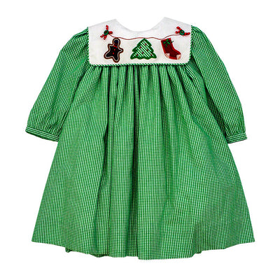 Christmas Clothesline-Float Dress