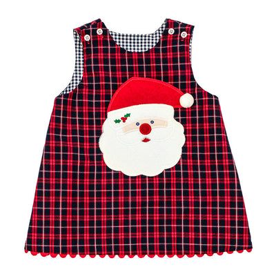Here Comes Santa Claus-Reversible Jumper