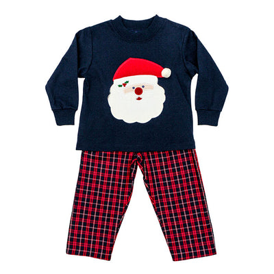 Here Comes Santa Claus-Boys Pant Set