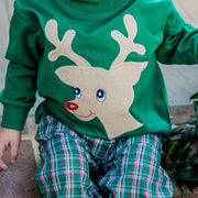 Reindeer-Boys Pant Set