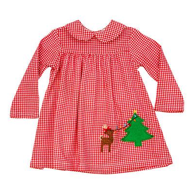 Christmas Lights-Emily Knit Dress
