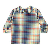 Kaleidoscope-Boys Piped Shirt