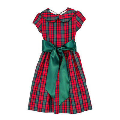 December Plaid-Jackie Dress