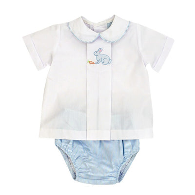 Bunny Shadow Work-Diaper Cover Set