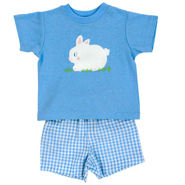 Hippity Hoppity-Boys Short Set