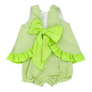 Sail Away- Angel Dress Tie W/ Bloomer