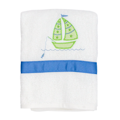 Sail Away- Unisex Towel