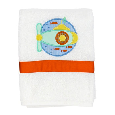 Submarine-Boys Towel