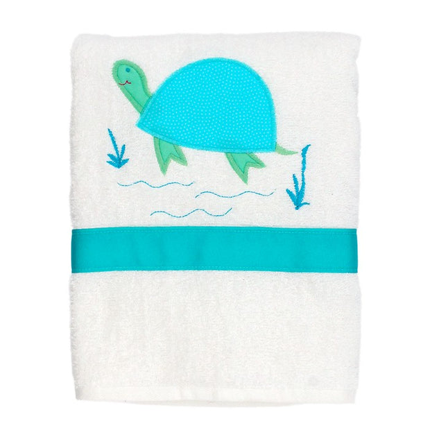 Tilly Turtle-Unisex Towel