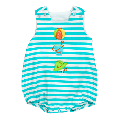 Beach Days- Knit Infant Bubble